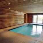 Vakantiehuis The Wood-Stone Cottage - binnenzwembad_1