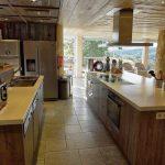Vakantiehuis The Wood-Stone Cottage - keuken_1