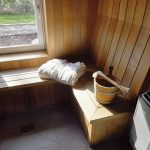 Vakantiehuis The Wood-Stone Cottage - sauna