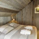 Vakantiehuis The Wood-Stone Cottage - slaapkamer
