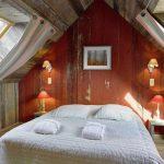 Vakantiehuis The Wood-Stone Cottage - slaapkamer_2