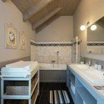 Vakantiehuis Villa Houmont - badkamer