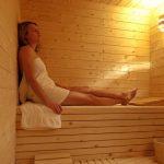 Vakantiehuis Villa Houmont - sauna
