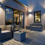 Vakantiehuis Villa Houmont - terras