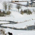 Vakantiehuis Villa Houmont - vakantiehuis winter