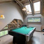 Vakantiehuis Villa Houmont - vide met biljart