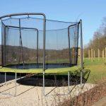 Vakantiehuis Villa Pure - trampoline