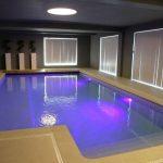 Vakantiehuis Villa Pure - zwembad