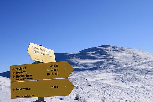 Skigebied Bad Kleinkirchheim