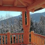 Chalet Austria - balkon