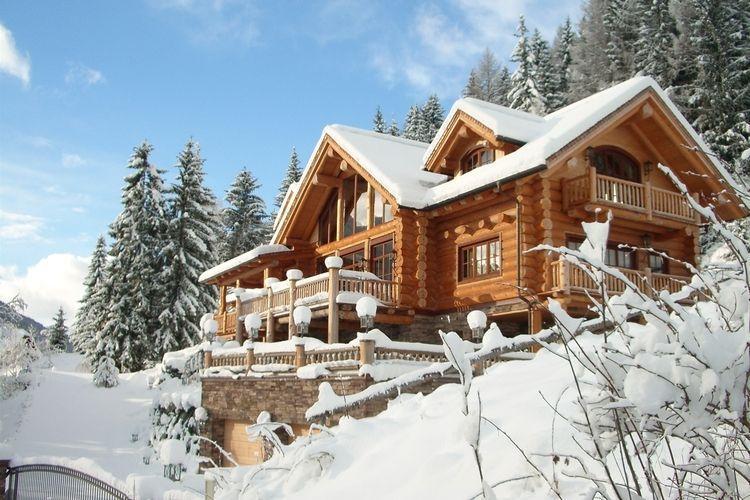 Chalet Austria - chalet winter