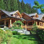 Chalet Austria - chalet zomer