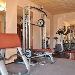 Chalet Austria - fitnessruimte
