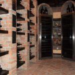Chalet Austria - wijnkelder