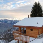 Chalet D'Arby - chalet winter