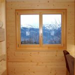 Chalet D'Arby - slaapkamer stapelbed