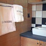 Chalet La Rosière - badkamer