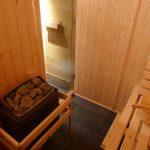 Chalet La Rosière - sauna