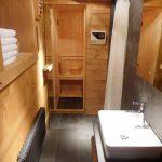 Chalet La Rosière - sauna-douche