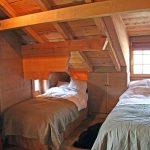 Chalet La Rosière - slaapkamer