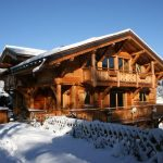 Chalet Le Cairn - chalet winter