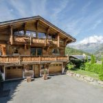 Chalet Le Cairn - chalet zomer