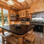 Chalet Le Cairn - keuken