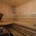 Chalet Le Cairn - sauna