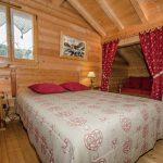 Chalet Le Cairn - slaapkamer