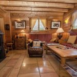 Chalet Le Cairn - woonkamer