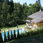 Chalet Le Chevreuil - chalet zomer