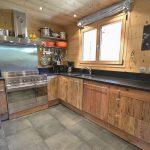 Chalet Le Chevreuil - keuken