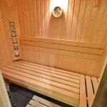 Chalet Le Chevreuil - sauna