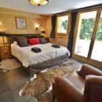 Chalet Le Chevreuil - slaapkamer