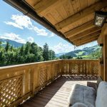 Chalet Lodge of Joy - balkon