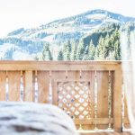 Chalet Lodge of Joy - uitzicht balkon