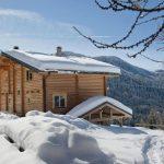 Chalet Mont Soleil - chalet winter