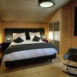 Chalet Mont Soleil - slaapkamer