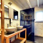 Chalet Villa Valentina - badkamer