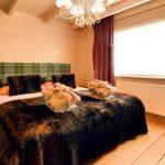 Chalet Villa Valentina - master bedroom