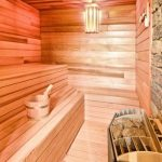 Chalet Villa Valentina - sauna