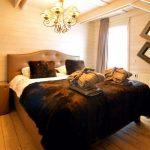 Chalet Villa Valentina - slaapkamer