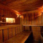 Chalet La Ferme du Père Louis - sauna