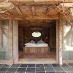 Chalet La Ferme du Père Louis - slaapkamer