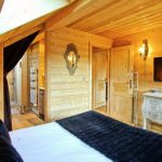 Chalet Peyrlaz - slaapkamer