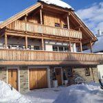 Chalet Schneeweiss - chalet winter
