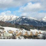 Chalet Schneeweiss - omgeving winter