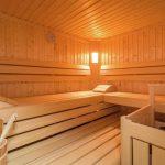 Chalet Schneeweiss - sauna
