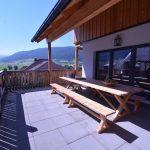 Chalet Sonnenalm - balkon