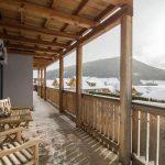 Chalet Sonnenalm - balkonChalet Sonnenalm - balkon